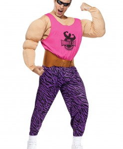 Men's Super Strong Man Costume