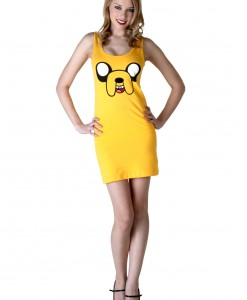 Women's Adventure Time Jake Tunic Tank