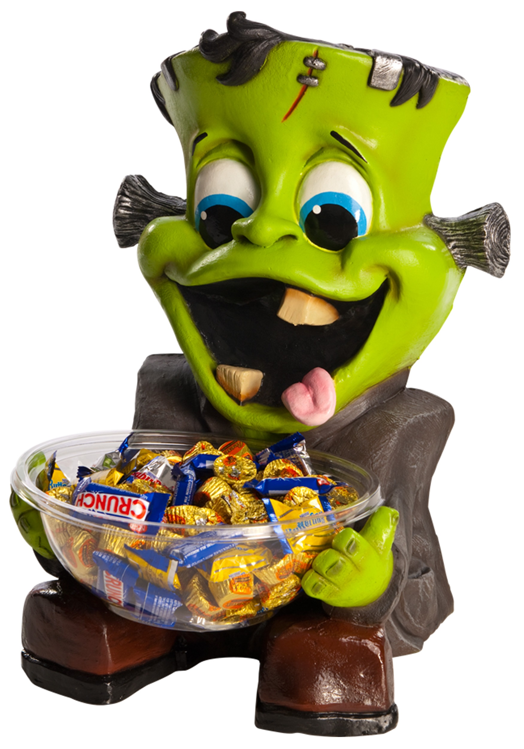 frankie candy bowl holder - halloween costume ideas 2018