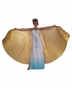 Gold Theatrical Wings