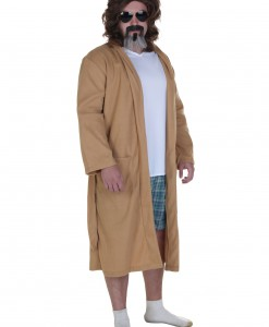 Big Lebowski The Dude Bath Robe Costume