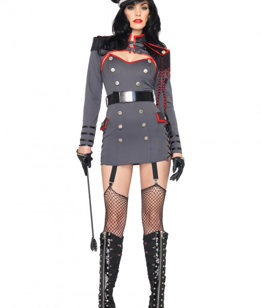 Sexy General Punishment Costume