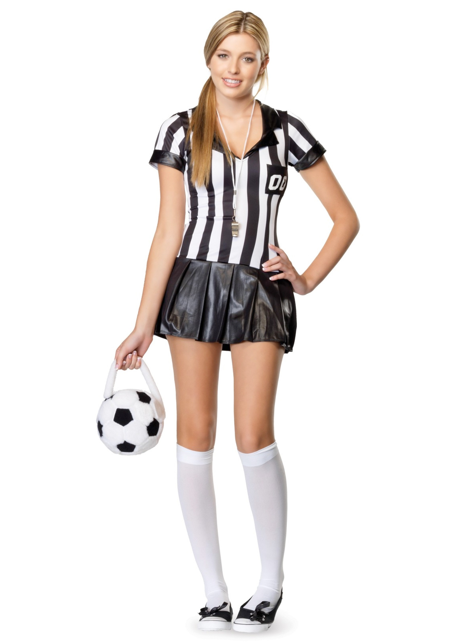 Teen Referee Costume  sc 1 st  Halloween Costumes & Teen Referee Costume - Halloween Costume Ideas 2018