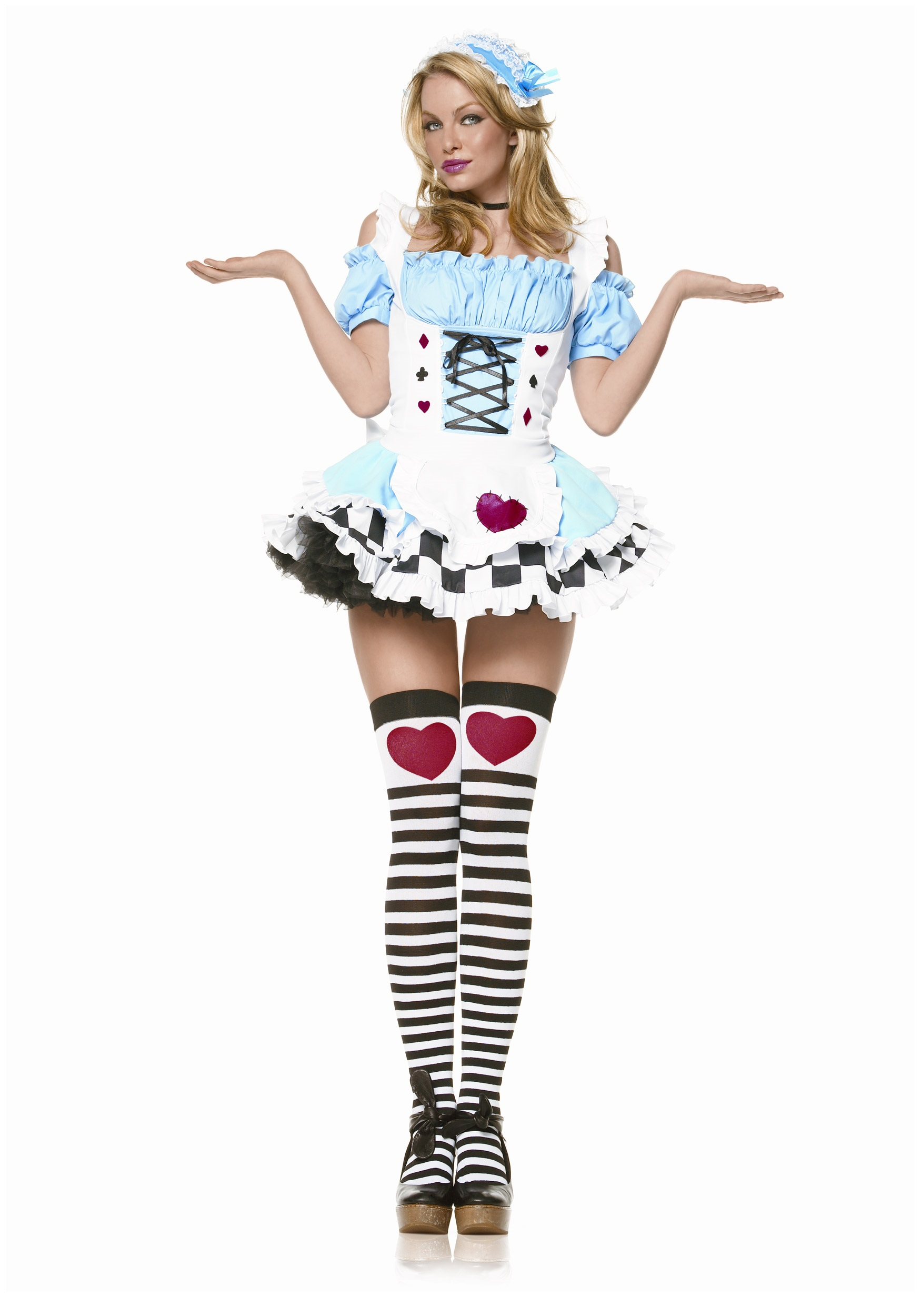 Sexy alice in wonderland costume images 522