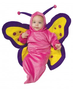 Newborn Butterfly Costume