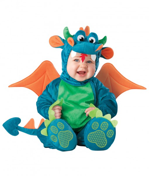 Baby Plush Dragon Costume