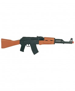 Toy AK-47 Machine Gun