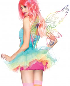 Fantasy Rainbow Fairy Wings