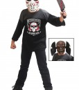 Kids Hockey Masked Maniac Costume