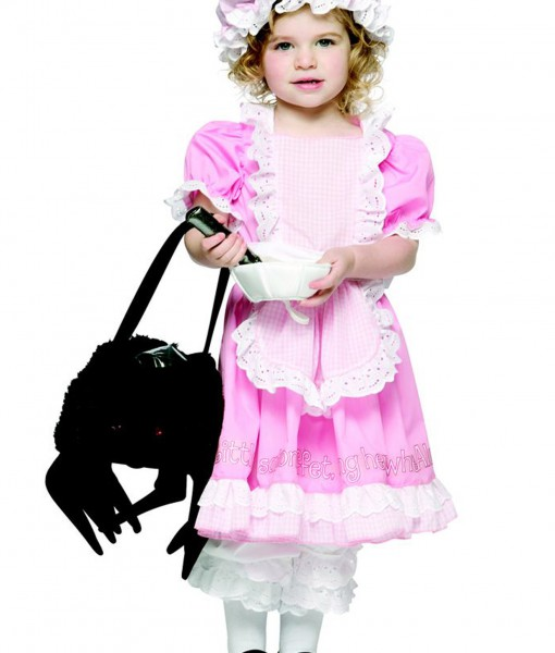 Toddler Miss Muffet Costume