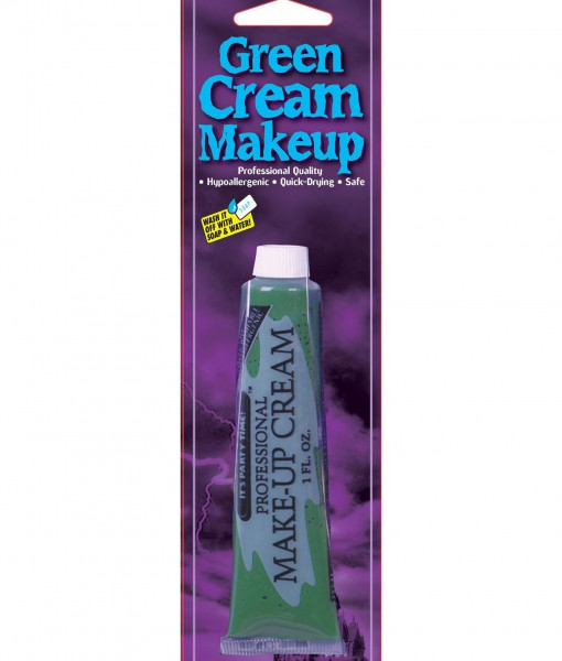 Professional Cream Makeup - Green