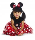 Infant Red Minnie My First Disney Costume
