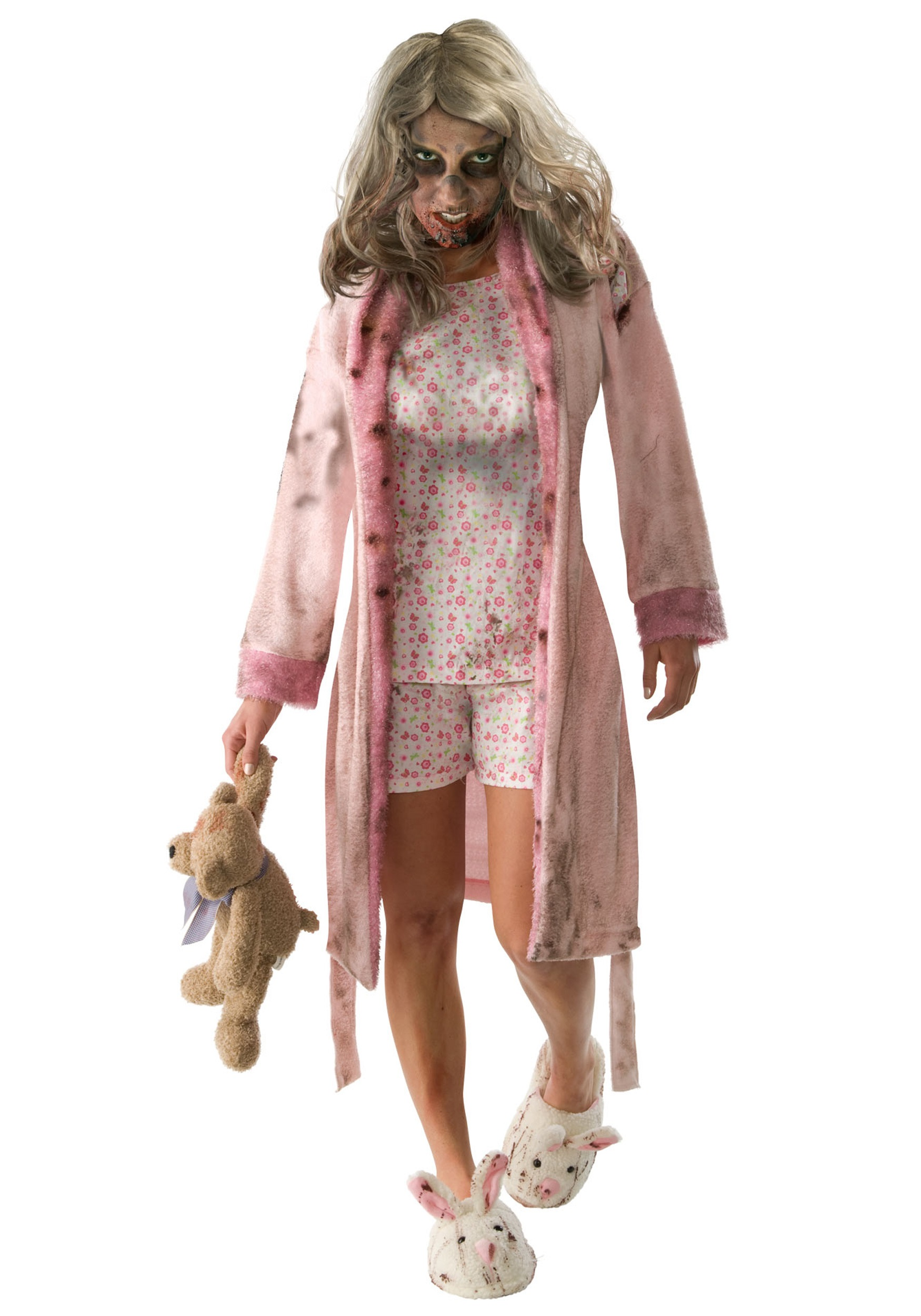 Halloween Zombie Costumes For Girls.Adult Little Girl Zombie Costume