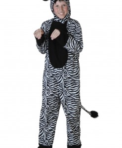 Kids Zebra Costume