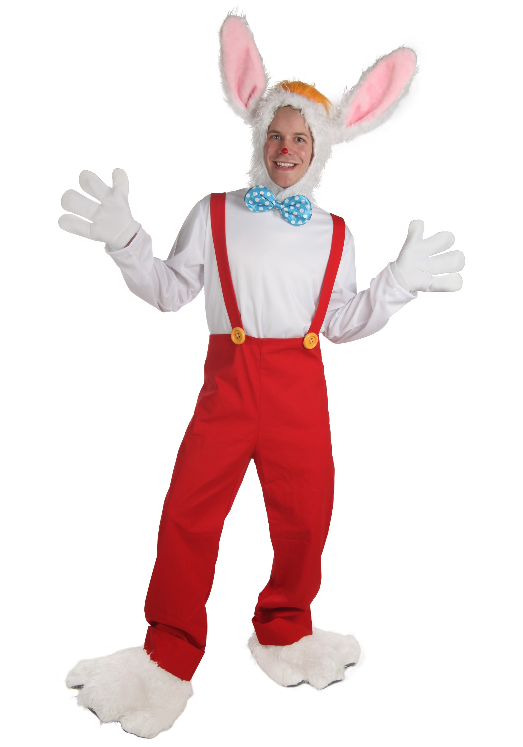 plus size cartoon rabbit costume - halloween costume ideas 2018