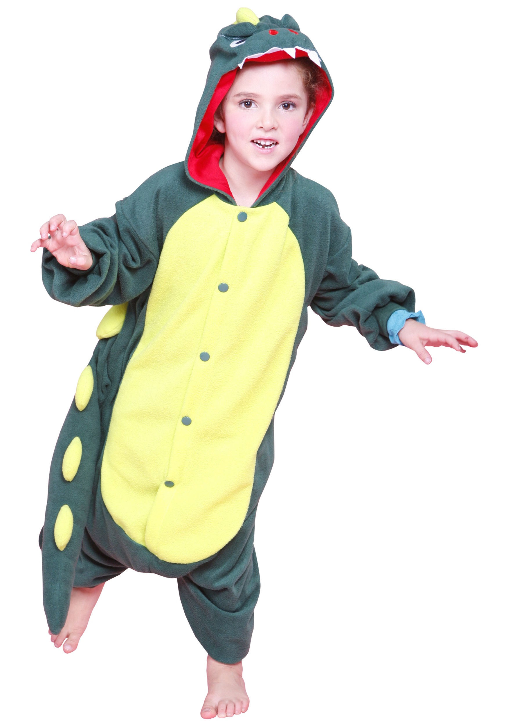 kids monster pajama costume