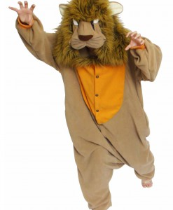 Lion Pajama Costume