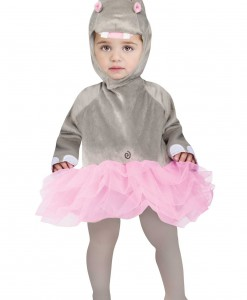 Infant Baby Hippo Costume