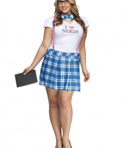 Plus I love Nerds Costume