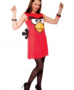 Angry Birds Adult Red Bird Tank Dress