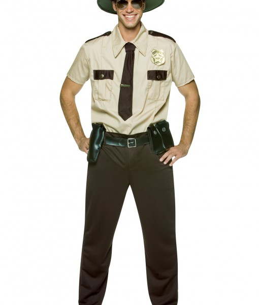 State Trooper Costume