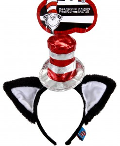 Cat in the Hat Deluxe Headband