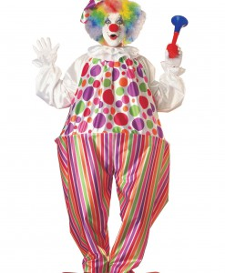 Snazzy Clown Costume