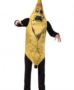 Plus Size Zombie Banana Costume