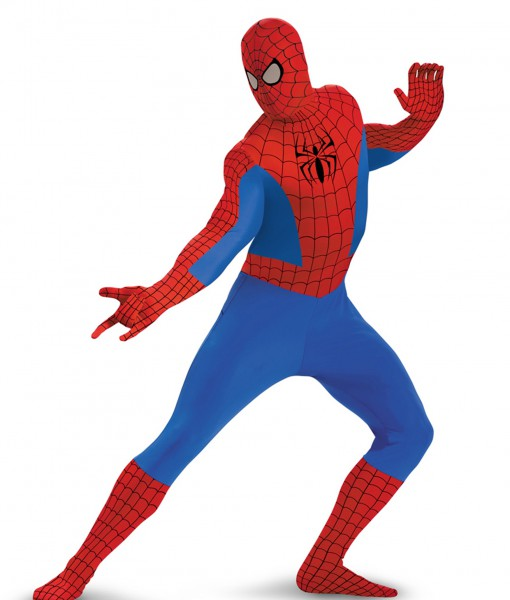 Spider-Man Bodysuit Costume