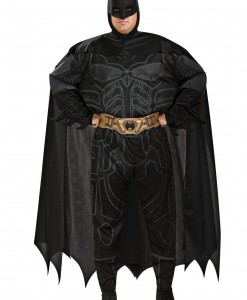 Plus Size Dark Knight Rises Batman Costume