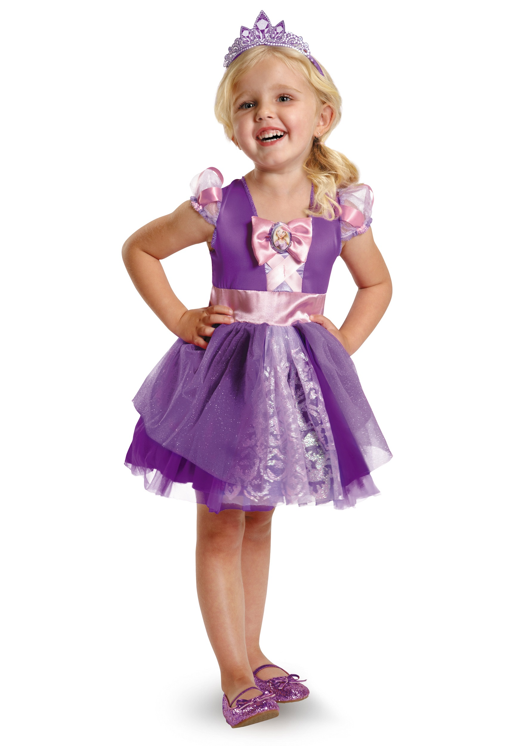 6473e8cac344 Toddler Rapunzel Ballerina Classic Costume - Halloween Costume Ideas 2019