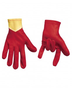 Ultimate Iron Spider-Man Child Gloves