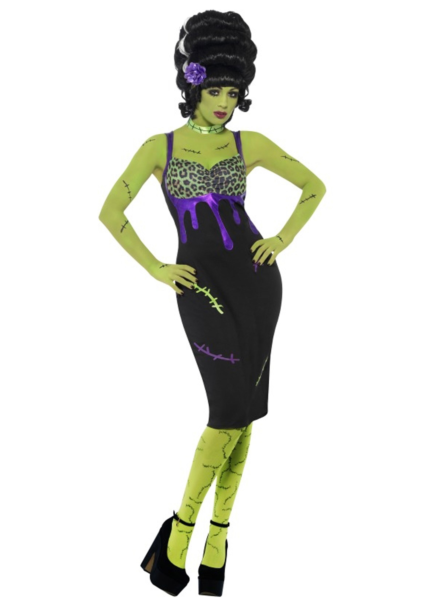 pin up frankie costume - halloween costume ideas 2018
