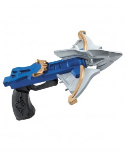 Blue Ranger Megaforce Shark Bow