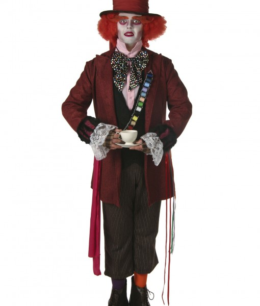 Plus Size Authentic Mad Hatter Costume