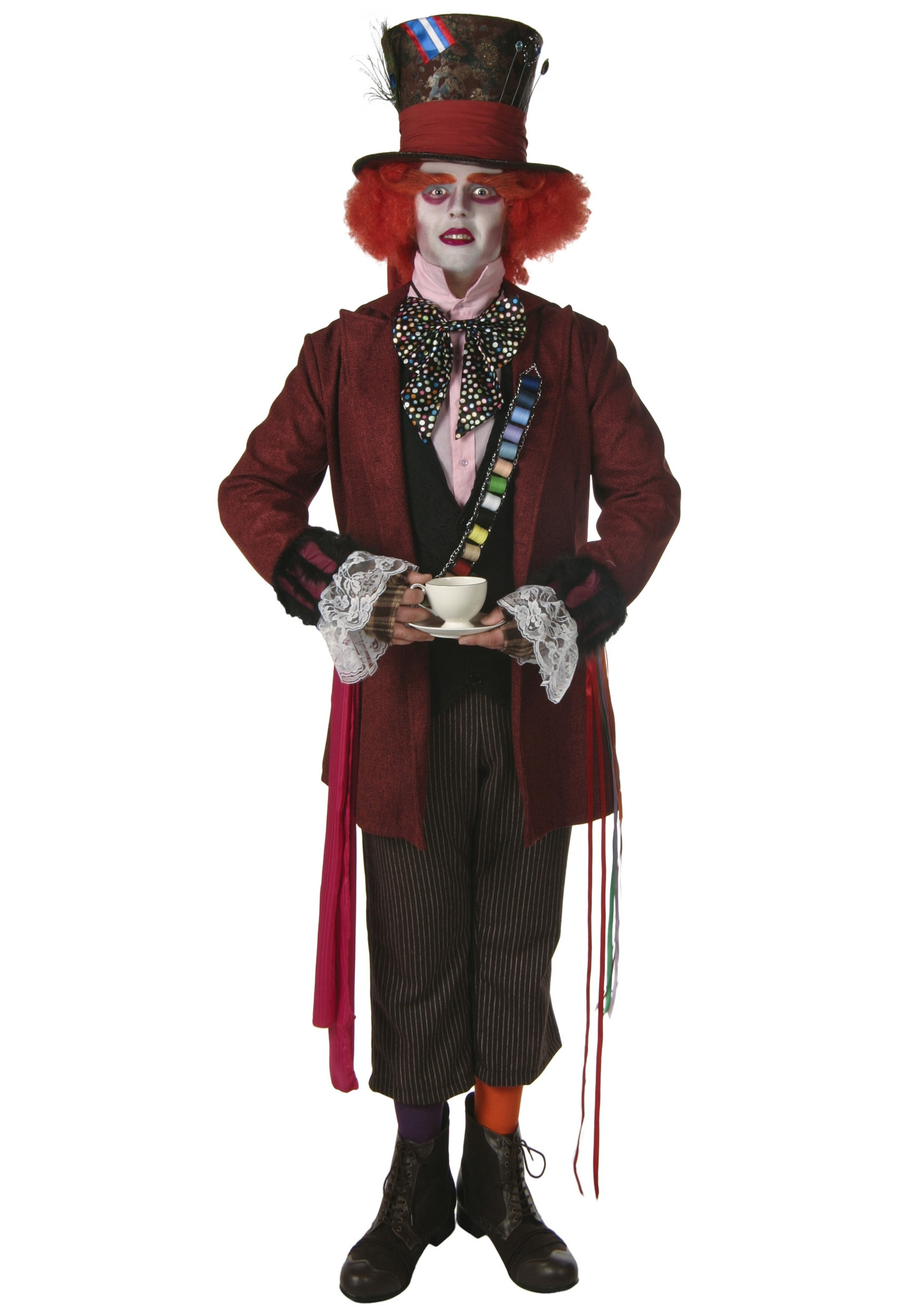 plus size authentic mad hatter costume - halloween costume ideas 2018