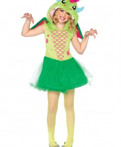 Child Magic Dragon Costume