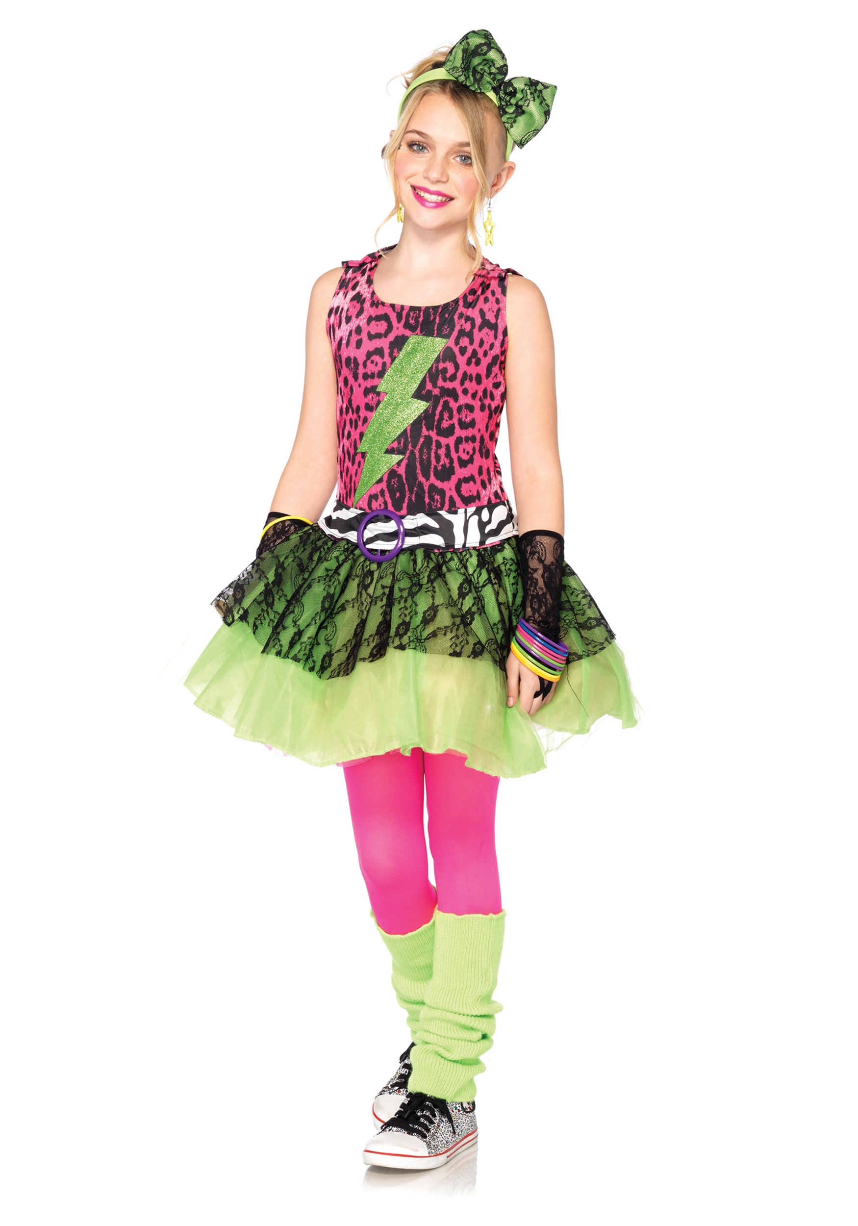 a48c0ebeb10f7 Child Totally 80s Amy Costume Sc 1 St Halloween Costumes. image number 10  of burlesque baby costume ...