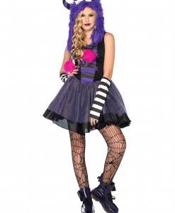Teen Punky Monster Costume