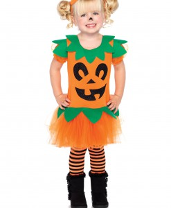 Child Pretty Pumpkin Costume