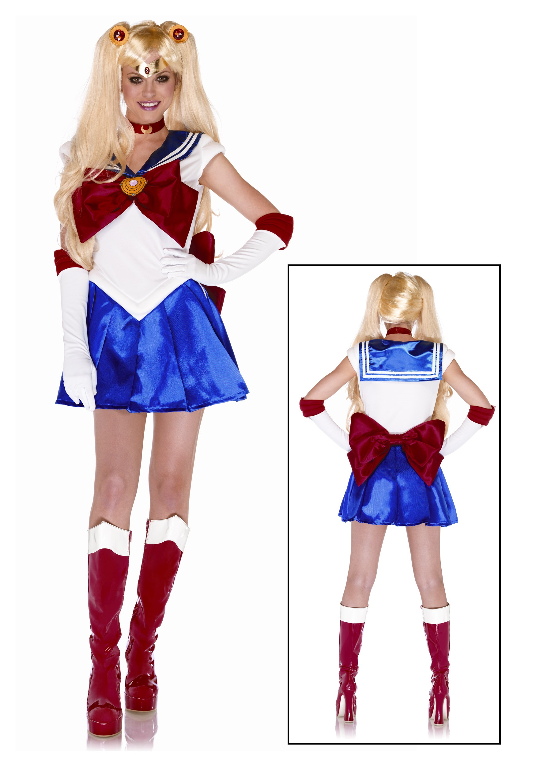 womens sailor moon costume