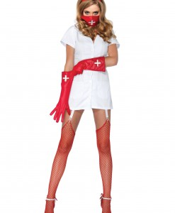 Psycho Nurse Sally Costume