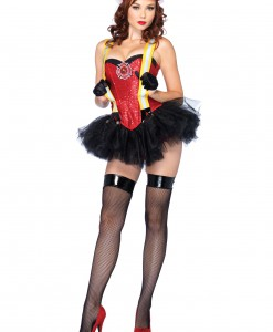 Fire House Hottie Costume