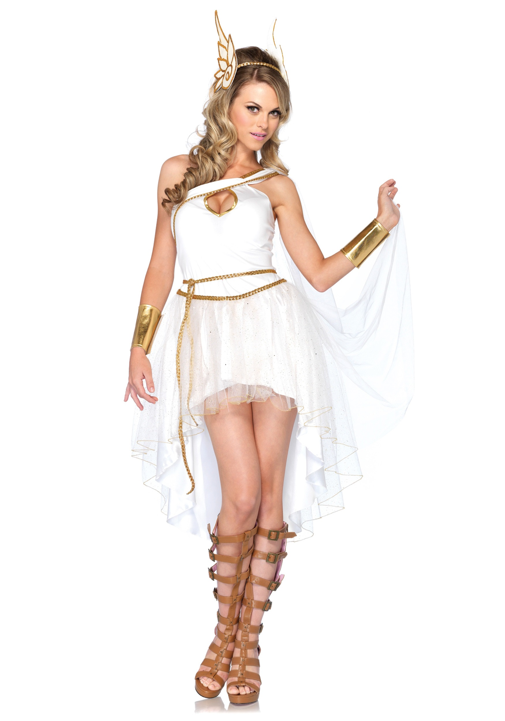 Sexy Goddess Hermes Costume  sc 1 st  Halloween Costumes : romans costumes ideas  - Germanpascual.Com