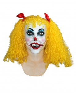 Polly the Clown Mask