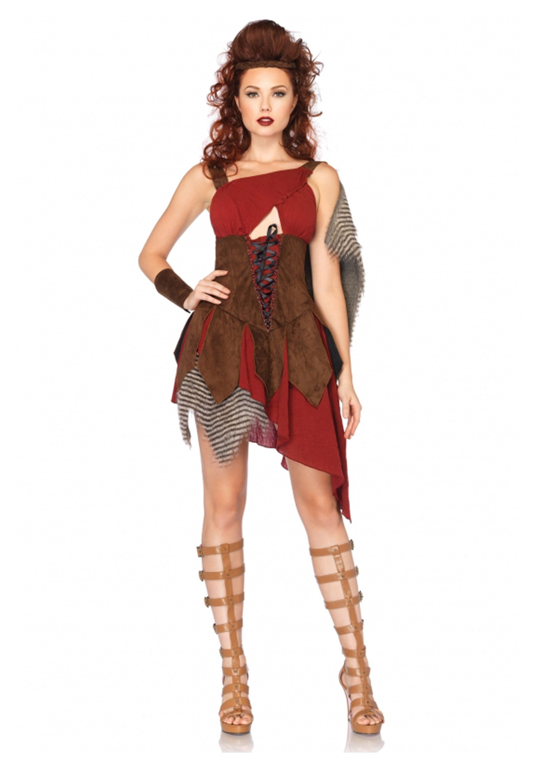 women's deadly huntress costume - halloween costume ideas 2018