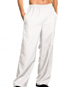 Mens White Pants