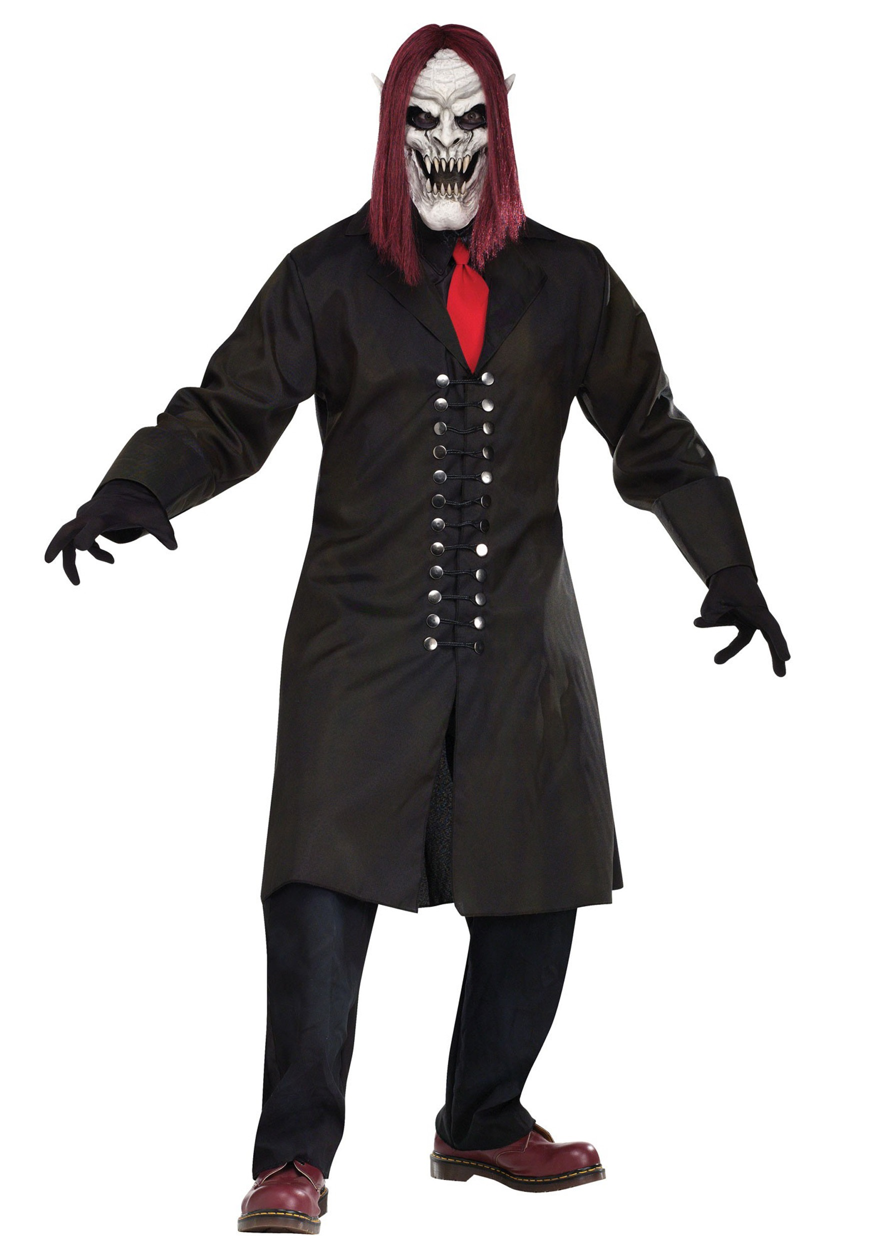 mens demon vampire costume