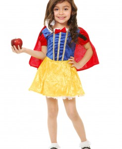 Toddler Snow White Costume