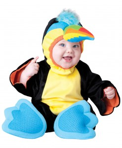 Infant Tiny Toucan Costume